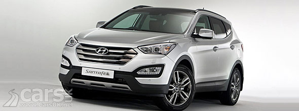 New Hyundai Santa Fe Photo