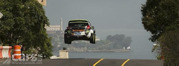Ken Block's Gymkhana Five