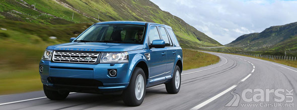 Photo of 2013 Land Rover Freelander