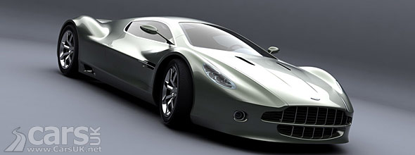 Aston Martin AM V10 Image
