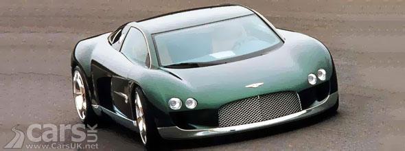 Bentley Sports Car Concept At Paris Cars UK - Current sports cars