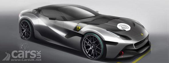 Photo of Ferrari SP Arya