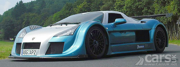 Photo of Gumpert Apollo S