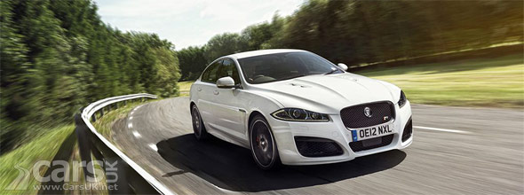 Photo of Jaguar XFR with Speed Pack