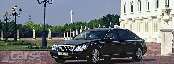 Photo of Maybach