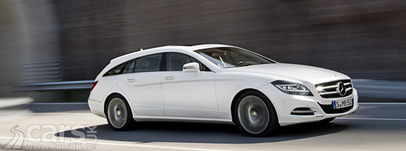 Mercedes CLS Shooting Brake Priced From £49,360