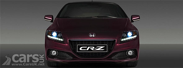 2013 Honda CR-Z Facelift Photo