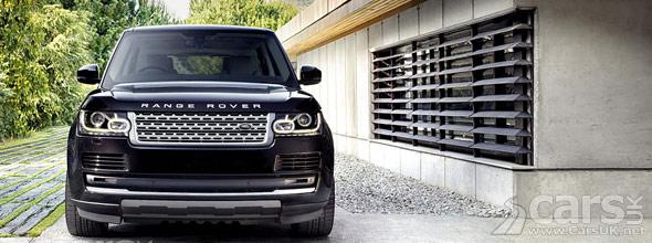 Photo of black 20132 Range Rover