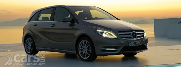 Photo of Mercedes B Class