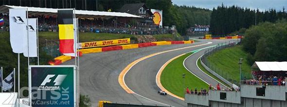 Photo of Spa-Francochamps Belgian Grand Prix Cirsuit