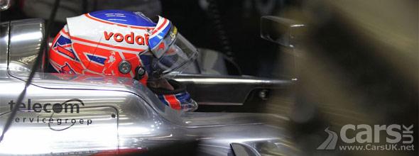 Photo of Jenson Button Spa 2012
