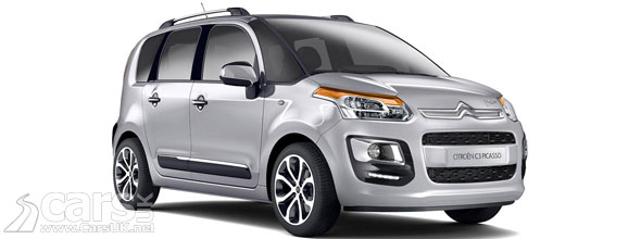 Photo of 2013 Citroen C3 Picasso Facelift