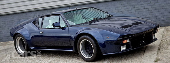 Photo of De Tomaso Pantera