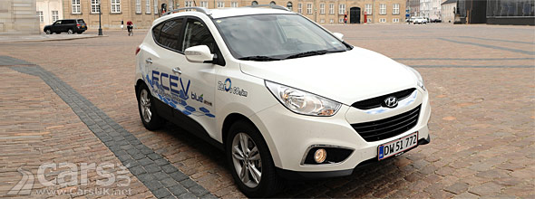 Photo of Hyundai ix35 FCEV
