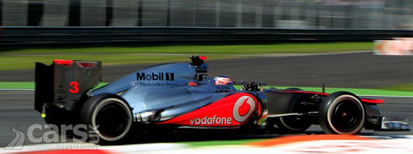 Photo of McLaren Monza 2012