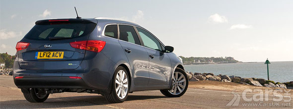 Photo of Kia cee'd Sportswagon