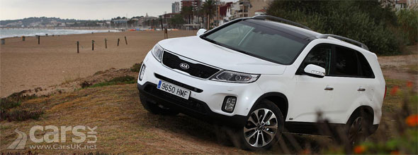 Photo of 2013 Kia Sorento UK