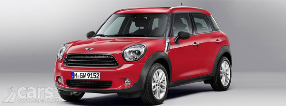 Photo of red 2013 MINI Countryman