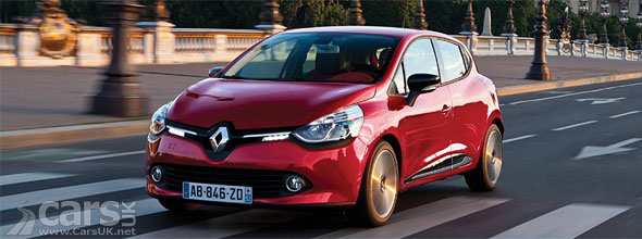 photo of new Renault Clio
