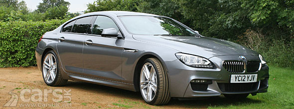 Photo of BMW 640d Gran Coupe