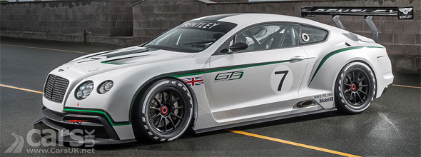 Image of Bentley Continental GT3 Concept
