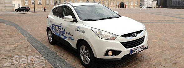 Photo of Hyundai ix35 FCEV