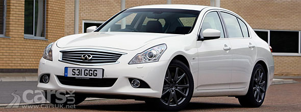 Photo of current Infiniti G37