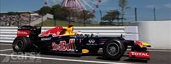Photo of Red Bull at 2012 Japan Grand Prix Suzuka