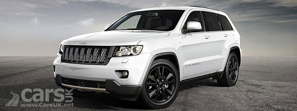 Photo of new Jeep Grand Cherokee S-Limited