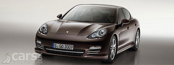 Photo of Porsche Panamera Platinum Edition