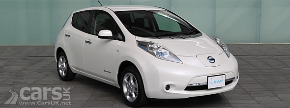 Photo of 2013 Nissan LEAF