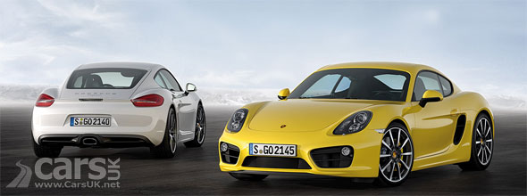 Photo of 2013 Porsche Cayman and Cayman S
