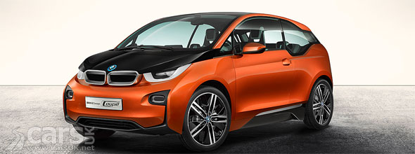 BMW i3 Coupe Concept Photo