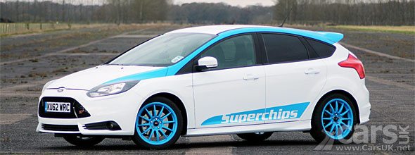 Photo of Superchips Ford Focus ST