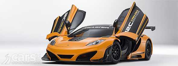 Photo of McLaren 12C Can-Am Edition