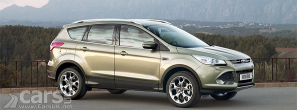 Photo of new Ford Kuga