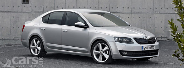 Photo of New Skoda Octavia (2013)