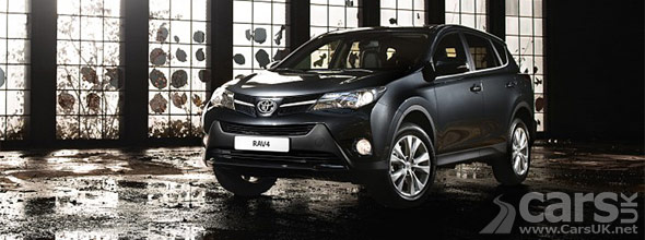 Photo of 2013 Toyota RAV4