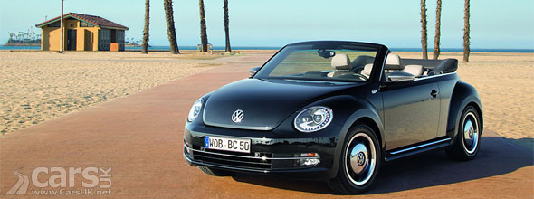 Photo of 2013 VW Beetle Convertible 50s Edition