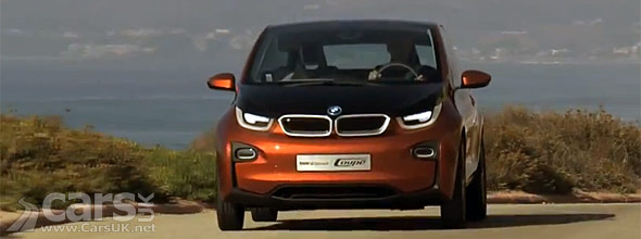 Photo of BMW i3 Coupe