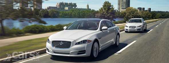 Photo of 4WD Jaguar XJ & XF
