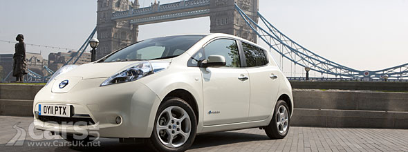 Photo of Nissan LEAF