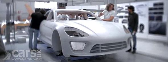 Porsche Panamera Sport Turismo Body Design Photo