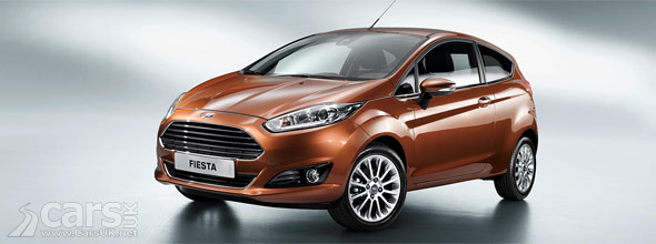 Photo of 2013 Ford Fiesta
