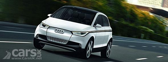 Photo of Audi A2 EV