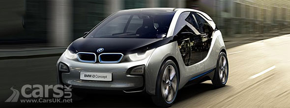BMW i3 EV image