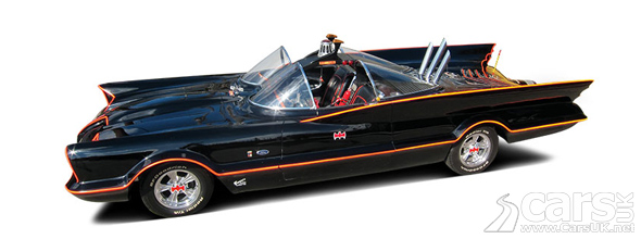 Original Batmobile image