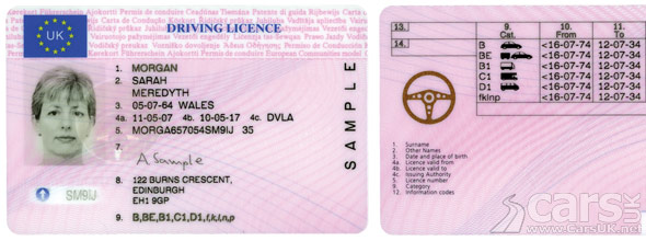 Renew Driving Uk Cars Card Photo Licence Your