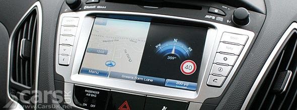 Hyundai & Kia get Google Maps