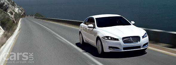 New Jaguar XF image